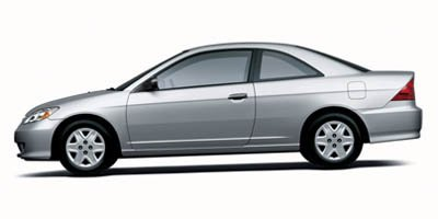 2005 Honda Civic Cpe VP Front Wheel Drive Tires - Front All-Season Tires - Rear All-Season Wheel