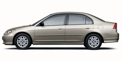 2005 Honda Civic Sedan LX SSRS