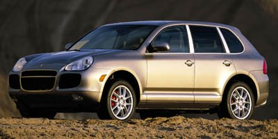 2005 Porsche Cayenne Turbo Turbocharged All Wheel Drive Air Suspension Active Suspension Tracti