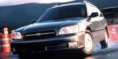 2000 Subaru Legacy Wagon Brighton All Wheel Drive Tires - Front All-Season Tires - Rear All-Seaso