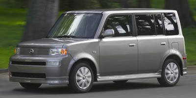 2005 Scion xB 5DR WGN AT Traction Control Front Wheel Drive Tires - Front All-Season Tires - Rea
