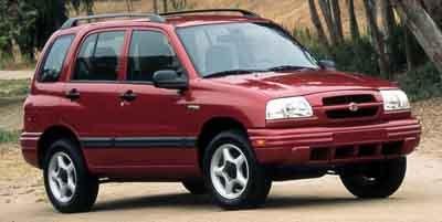 2000 Suzuki Vitara JLX