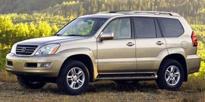 2005 Lexus GX 470  Traction Control Stability Control Four Wheel Drive Air Suspension Active Su