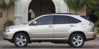 2005 Lexus RX 330 330 Traction Control Stability Control All Wheel Drive Tires - Front OnOff Ro