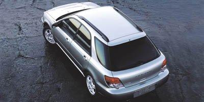 2005 Subaru Impreza Wagon RS