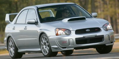 2005 Subaru Impreza Sedan WRX STI AWD 4dr Sedan Turbocharged LockingLimited Slip Differential Al