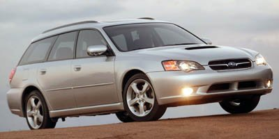 2005 Subaru Legacy Wagon GT Turbocharged LockingLimited Slip Differential All Wheel Drive Tires