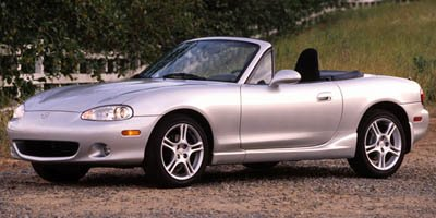 2005 Mazda MX-5 Miata  Rear Wheel Drive Tires - Front Performance Tires - Rear Performance Alumi