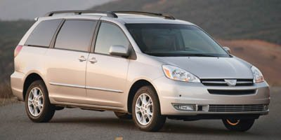 2005 Toyota Sienna XLE Front Wheel Drive Tires - Front All-Season Tires - Rear All-Season Tempor