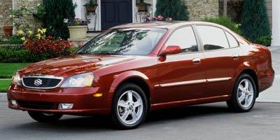 2005 Suzuki Verona EX