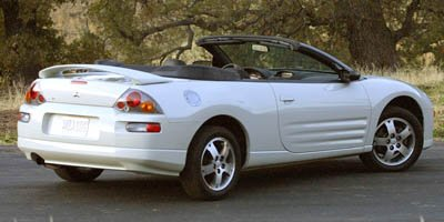 2005 Mitsubishi Eclipse GS Front Wheel Drive Tires - Front Performance Tires - Rear Performance