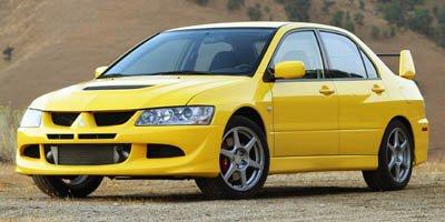 2005 Mitsubishi Lancer Evolution VIII Turbocharged LockingLimited Slip Differential All Wheel Dr