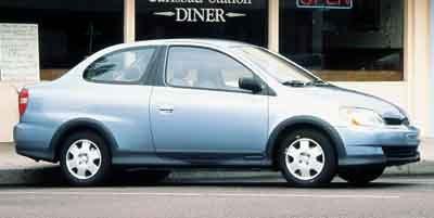 2001 Toyota Echo 2dr Cpe Auto