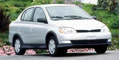 Used 2000 Toyota Echo in Beckley, WV