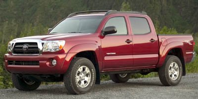 2005 Toyota Tacoma SR5 Four Wheel Drive Tires - Front OnOff Road Tires - Rear OnOff Road Conve