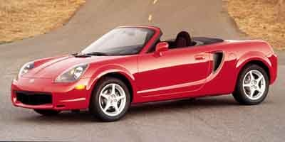 2000 Toyota MR2 Spyder Base Rear Wheel Drive Tires - Front Performance Tires - Rear Performance