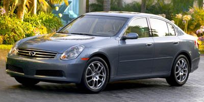 2005 INFINITI G35 SEDAN 4DR SDN AWD AT