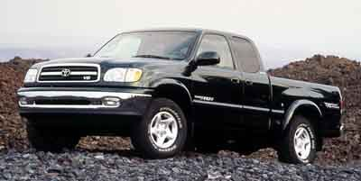 2000 Toyota Tundra SR5 Four Wheel Drive Tires - Front All-Season Tires - Rear All-Season Convent
