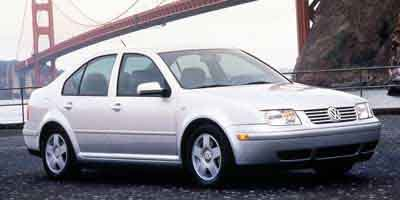 2000 Volkswagen Jetta GLS Front Wheel Drive Tires - Front All-Season Tires - Rear All-Season Con