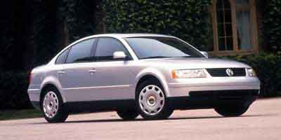 2000 Volkswagen Passat GLS Turbocharged Front Wheel Drive Traction Control Tires - Front All-Sea