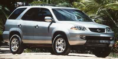 2002 Acura MDX Touring Pkg All Wheel Drive Tires - Front All-Season Tires - Rear All-Season Alum