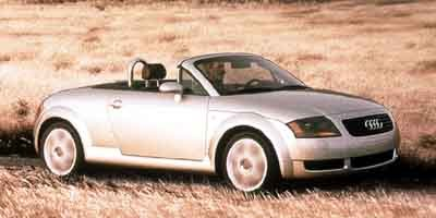 2001 Audi TT Base