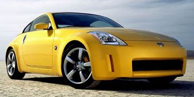 2005 Nissan 350Z 35th Anniv Edition LockingLimited Slip Differential Traction Control Stability
