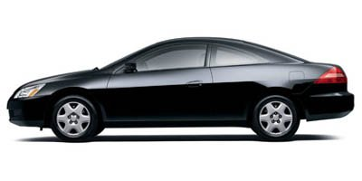 2005 Honda Accord Coupe LX
