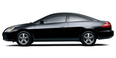 2005 Honda Accord Cpe  Front Wheel Drive Engine Immobilizer Tires - Front All-Season Tires - Rea