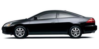 2005 Honda Accord Coupe EX-L V6