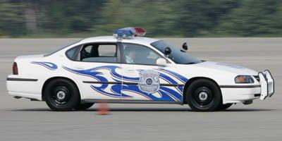 2005 Chevrolet Impala Police Pkg Police Pkg 9C1