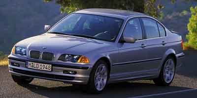 2001 BMW 3 Series 325i 325i 4dr Sdn Gas 6-Cyl 2.5/152 [1]