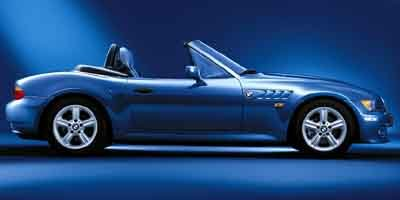 2001 BMW Z3 25i SPORT PKG 5-SPEED ELECTRONICALLY-CONTROLLED AUTOMATIC TRANSMISSION  -inc adaptive