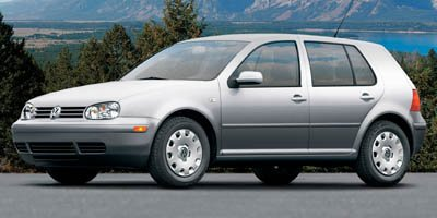 2005 Volkswagen Golf GL Front Wheel Drive Tires - Front All-Season Tires - Rear All-Season Conve
