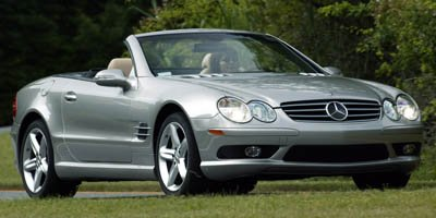 2005 Mercedes SL-Class 50L Traction Control Stability Control Rear Wheel Drive Air Suspension