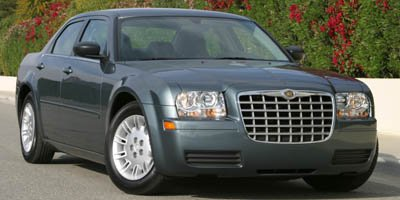 2006 Chrysler 300 Touring High Output Traction Control Stability Control All Wheel Drive Tires