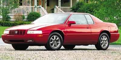 2001 Cadillac Eldorado ESC Traction Control Front Wheel Drive Tires - Front All-Season Tires - R