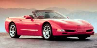 2001 Chevrolet Corvette CONVERTIBLE 2D LockingLimited Slip Differential Rear Wheel Drive Tractio