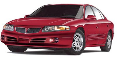 2005 Pontiac Bonneville SE Front Wheel Drive Air Suspension Tires - Front All-Season Tires - Rea