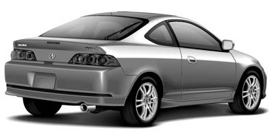 2005 Acura RSX BASE Front Wheel Drive Tires - Front Performance Tires - Rear Performance Aluminu