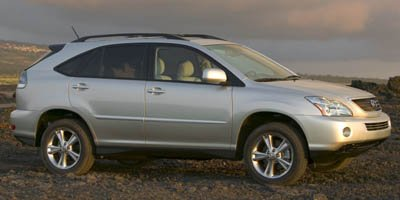 2006 Lexus RX 400h Hybrid SUV AWD All Wheel Drive Tires - Front Performance Tires - Rear Performa