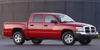 2005 Dodge Dakota SLT Four Wheel Drive Tires - Front OnOff Road Tires - Rear OnOff Road Conven