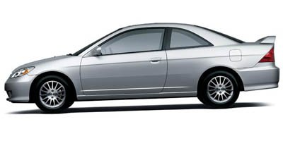 2005 Honda Civic Cpe LX SE Front Wheel Drive Tires - Front All-Season Tires - Rear All-Season Al