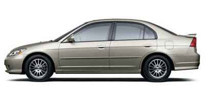 2005 Honda Civic Sedan LX SE