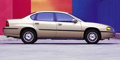 Used 2001 Chevrolet Impala in Vero Beach, FL