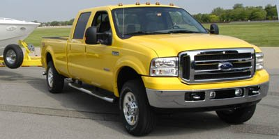 2006 Ford Super Duty F-350 SRW Amarillo Turbocharged Four Wheel Drive Tow Hooks Tires - Front Al