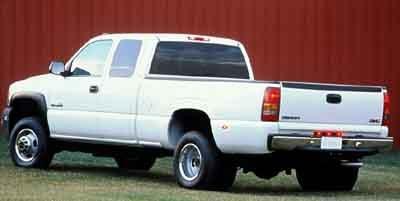 2001 Chevrolet Silverado 3500 4WD