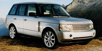 2006 Land Rover Range Rover SC Supercharged Traction Control Four Wheel Drive Tow Hitch Air Sus