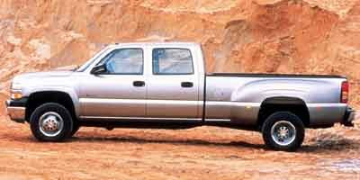 2001 Chevrolet Silverado 3500  Rear Wheel Drive Dual Rear Wheels Tires - Front All-Season Tires