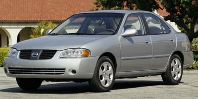 2005 Nissan Sentra 18 S Front Wheel Drive Tires - Front All-Season Tires - Rear All-Season Whee